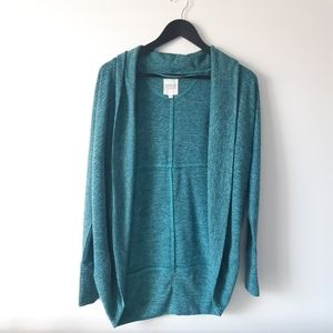 BOGO! DANSKIN Blue Lifewear Cardigan Super Soft